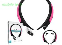 active basses - Top Quality HBS850 Premium Wireless Headphone Super Bass Bluetooth Sports Neckband Tone Active Stereo Headsets VS HBS800 HBS900 HBS913
