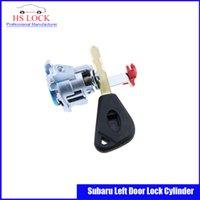Practice Lock auto door lock cylinder - 2016 Auto Car Practice Lock Cylinder With Car Key Locksmith Tools for Subaru left door lock cylinder professional Locksmith Supplies