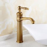 wholesale antique brass bathroom faucet  buy cheap antique brass, Bathroom decor