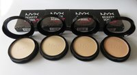 Wholesale NYX Beauty Face Powder colors Nxy Face Powder Concealer Whitening Highlighter Pressed Powder VS Laura mercier powder