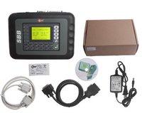 automotive transponder - 2016 Newest Version SBB Key Programmer Locksmith V33 sbb V33 TRANSPONDER KEY PROGRMMER Professional Key Maker free DHL shipping