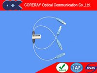 Wholesale 2x2 D2x2B x2A x1 Fiber Optical Switch x2BA Optical Switch with High Stability High Reliability and Low Crosstalk