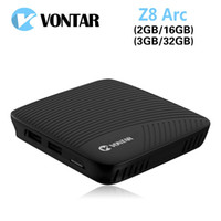 2GB arc hdmi - Newest VONTAR Z8 Arc DDR4 G G G G Android TV Box Amlogic S912 Octa Core TV BOX