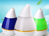 Wholesale Mini Ultrasonic Humidifier USB Humidifier Car Aromatherapy Essential Oil Diffuser Atomizer Air Purifier Mist Maker Fogger