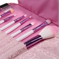 Wholesale 2017 Cheap Hot sale Small Beauty Brush Sets Makeup Tools Brushes Beauty for women