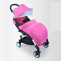 Wholesale Universal Warm Baby Stroller Foot muff By Pushchair Pram Foot Cover Winter Stroller Socks