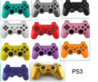 android games pack - Wireless Bluetooth Game Controller Gamepad for PlayStation PS3 Game Controller Joystick for Android Video Games Colors with retail pack