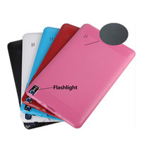 android camera flash - Quad Core inch A33 Tablet PC with Bluetooth flash GB RAM GB ROM Allwinner A33 Andriod Ghz US01
