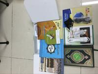 Wholesale Ramadan gift holy al quran mp3 read pen PQ15 with gift box word by word voice English Arabic Urdu translation