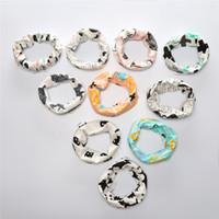 animal print ring - 18 styles Ins Baby Kids boy girls Scarves Wraps Children Accessories Kid Neckpiece Ring Cartoon Design Warm Soft