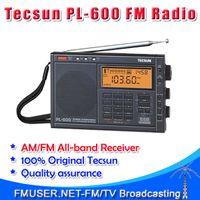 Wholesale TECSUN PL PL660 PORTABLE PLL AIR FM MW LW SW SSB SYNTHESIZED PL660 FM RADIO