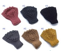 Wholesale New selling high quality South Korea imported knitting wool hair with hair hoop head band Han edition act the role ofing is tasted