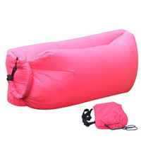 bag chairs children - Fast Inflatable Sleeping Bags Sofa Hiking Beach Tents Camping Lazy Chair Tarps Outdoor Pads Fold Air Beds Couch Portable Furniture Mattress