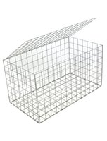 Wholesale 3mm mx0 mx0 m Galfan Gabion Basket High Qualiy Weled Gabion Mesh for Retaining Wall and Soil Reservation