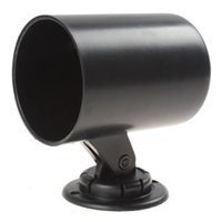 Wholesale 52mm quot Auto Car Gauge Cup Holder Pod Black Universal Car Instrument Mount Durable And Practical CEC_929