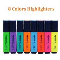 Wholesale Staedtler Textsurfer classic Highlighter No Fast drying For paper fax and carbon copies Ultra soft chisel tip