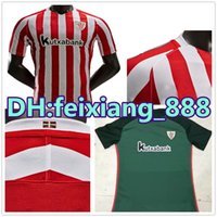 Wholesale Top Thai quality Athletic Bilbao soccer Jersey athletic bilbao shirt football shirt