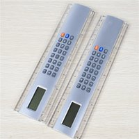 adhesive tapes direct - A mini calculator calculator multifunctional solar calculator ruler factory direct students