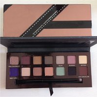 Wholesale AAA quality HOT New makeup self made color eyeshadow palette
