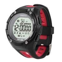 backlight on iphone - XWATCH Sport Smart Wtach Outdoor Waterproof Dust proof X Watch Bracelet Night Backlight Pedometer Sleep Monitor for Android IOS iPhone