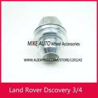 aftermarket wheels - 4PCS High Quality Flat Wheel Nut nbsp for LR Discovery Range Rover Sport auto replacement parts nuts supplier in aftermarket