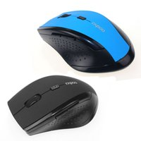 Wholesale 2 GHz Wireless Optical Gaming Mouse Mice For Computer PC Laptop Free DHL Shipping