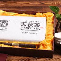 al por mayor té anhua-Anhua Fu té productos de té Jinhua exuberante