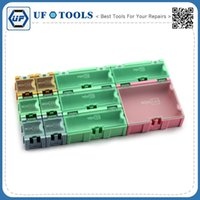Wholesale set Component storage box IC Components Boxes SMT SMD Wentai Boxes Kit