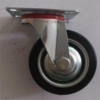Wholesale INDUSTRIAL CASTERS Plate Mount Rigid CasterS Plate Mount Swivel Locking Industrial Caster