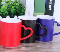 Wholesale Personalized creative gift custom photo custom cup color cup advertising cup gift cup mug coffee cup