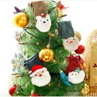al por mayor hilados de santa-Bebé calcetines de Navidad más cálido niños infantes calcetines de bebé Hilo de pluma terry calcetines engrosamiento niños niño niña toalla de dibujos animados calcetines de Santa Claus