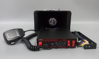 amplified speaker systems - Hi power DC12V W police siren warning amplifies car alarm with microhpne units W speaker