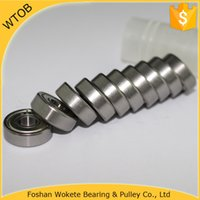 Wholesale 607zz Bearings Deep Groove Ball Bearing Sealed pc Price
