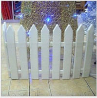 bamboo fence - Christmas Tree Enclosure Plastic Enclosure Plastic Bamboo Fence White Plastic Fence Christmas Tree Group Christmas Articles