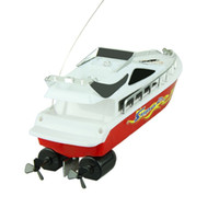 randomly best fighter aircraft - Best seller factory price New Fashion Powerful Plastic Remote Control Boats Speed Electric Toys Model Ship Sailing Mar15