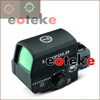 Wholesale 3 dot in ring riflescopes lCO Style holographic scope red dot sight fits on mm rail mount