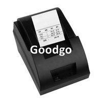 Wholesale Freeshipping mm POS Thermal Dot Receipt Bill Printer USB Mini Set Roll Paper POS C