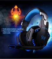 Wholesale EACH G2000 MM Gaming Headsets Stereo Sound Headphone Microphone For PS4 PlayStation