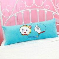 Wholesale 70 cm Doraemon dream pillow single pillow pillow Double Viking jingle cats washable plush toys birthday gift