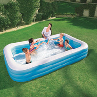 Wholesale The latest technology original authentic Bestway family play pool inflatable swimming pool children ocean ball pool