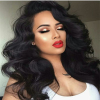 Wholesale Body Wave Indian Remy Human Hair Wigs Free Part Lace Frontal And Full Lace Wigs For Black Women On Sale