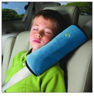 Wholesale Car safe belt pillow automobiles kids sleep safe pillows