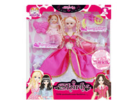 bid shoes - for Barbie Doll cm And A Baby Doll Dress Plus four Sets Of Dress Clothes Shoes Bags For bid doll Fashion Gift Top quality