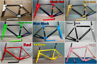 Wholesale The most popular C60 Road bike carbon frames with BB386 T1000 K UD carbon road frames C60 M10 C59
