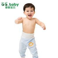 Wholesale 15Pieces Elastic High Waist Girls Pants Baby Leggings Baby Pants Print Cotton Hot Selling Harem Girl Pants Trousers Newborn