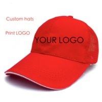 ball providing - Professional Customization Adult ball caps Baseball hats Custom Adjustable Hat Provide Picture Custom LOGO embroidery Free DHL