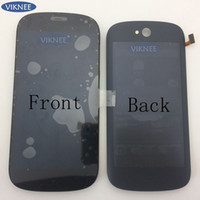 Wholesale Original For Yotaphone YD201 YD206 LCD Display Digitizer Touch Screen Assemblely Back Front With Frame For Yotaphone YD201