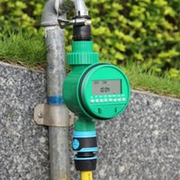 Wholesale Popular New Home Ac Pro Water Timer Garden Irrigation Timer Controller Set Water Programs