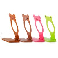animal cell walls - Hot Sale Animal Mobile Cell Phone Holder Folding Wall Charging Station Stand