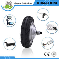 Wholesale high power ebike bicycle inch electric wheel motor v w300w350w hub motor wheelchair electric bike conversion kit